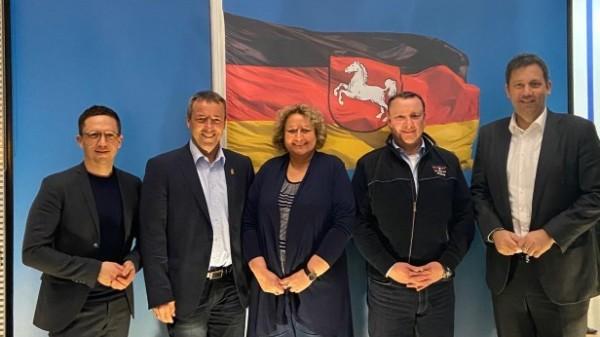 Vorstand SPD Landesgruppe Niedersachsen Bremen