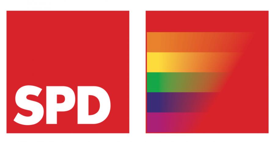Logo spd spdqueer