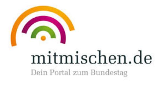 Symbolbild: Link zu mitmischen.de