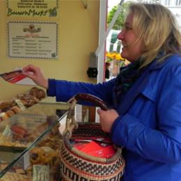 31.05.2013 - Abschluss der Marktbesuche von Kerstin Tack - Bothfeld