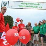 """Kleingärtnerverein """"Neue Hoffnung"""""""