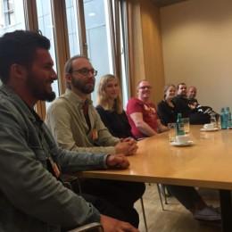Besuch dieter wuttig berlin 16 5 2018