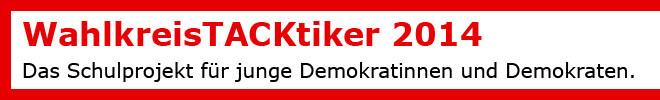 Wahlkreistacktiker 2014